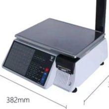 寺冈SM-80PCS电子秤电子条码秤的设置方法